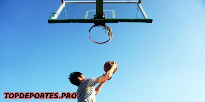 altura canasta baloncesto