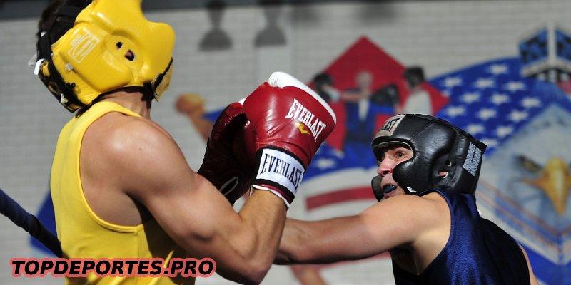 Cascos Boxeo