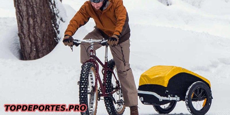 Remolque Carga Bicicleta