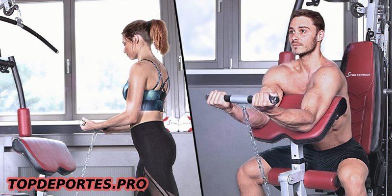 maquina multiestacion musculacion